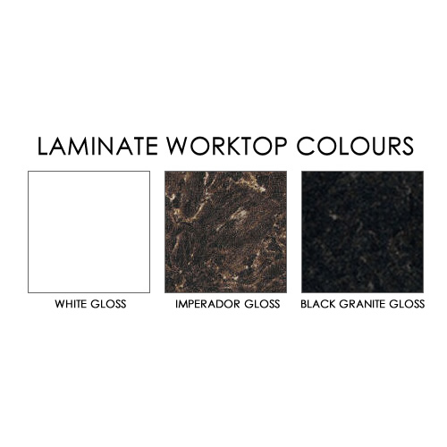 Our Worktop Selections